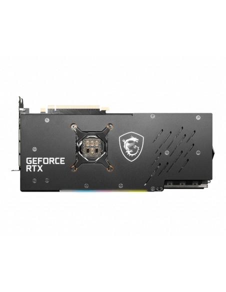 MSI GeForce RTX 3080 Ti GAMING X TRIO 12G NVIDIA 12 GB GDDR6X