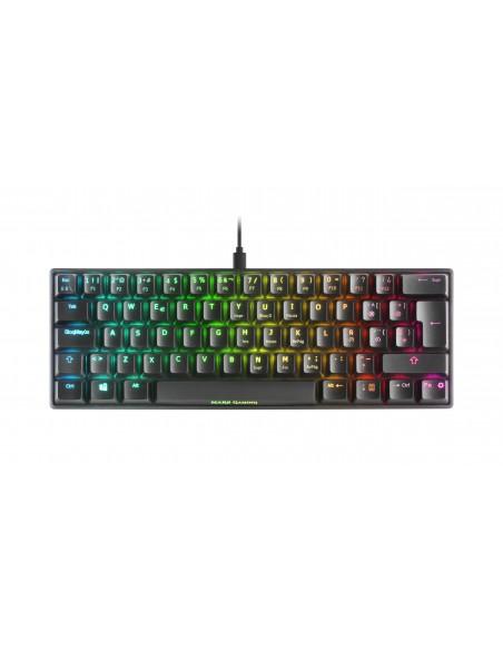 Mars Gaming MKMINIRES teclado USB Español Negro