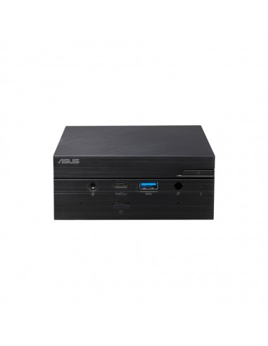 ASUS VivoMini PN51-BB555MDE1 0,62 l tamaño PC Negro Socket FP6 5500U 2,1 GHz