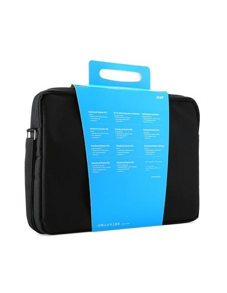 "Acer 15 6 CARRYING CASE + maletines para portátil 39,6 cm (15.6"") Bandolera"
