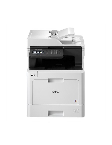 Brother DCP-L8410CDWLT 31ppm 256MB Dual/WIFI+badej - Imagen 1