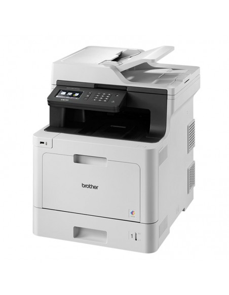 Brother DCP-L8410CDWLT 31ppm 256MB Dual/WIFI+badej - Imagen 2