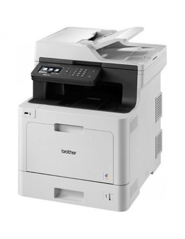 Brother MFC-L8690CDWLT 31ppm USB/Red/Wif + bandej - Imagen 1
