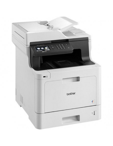Brother MFC-L8690CDWLT 31ppm USB/Red/Wif + bandej - Imagen 2