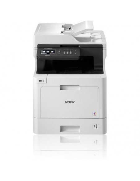 Brother MFC-L8690CDWLT 31ppm USB/Red/Wif + bandej - Imagen 3