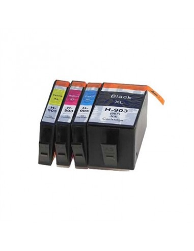 INKOEM Cartucho Compatible HP N903 XL Magenta - Imagen 1