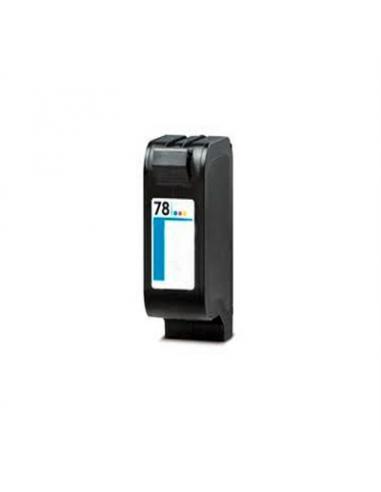 INKOEM Cartucho Reciclado HP N78 C6578A Color - Imagen 1
