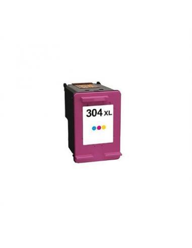 INKOEM Cartucho Reciclado HP N304 XL Color - Imagen 1
