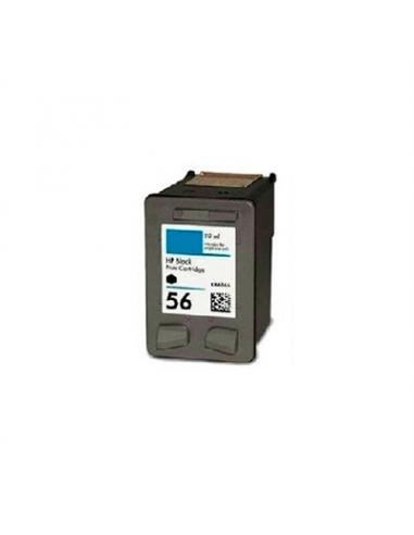 INKOEM Cartucho Reciclado HP N56 XL Negro - Imagen 1