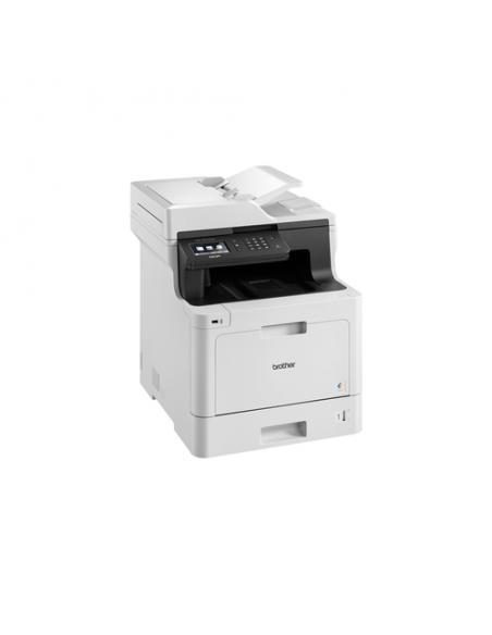 Brother DCP-L8410CDW multifuncional Laser 31 ppm 2400 x 600 DPI A4 Wifi - Imagen 1