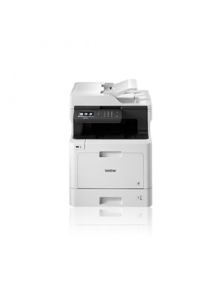 Brother DCP-L8410CDW multifuncional Laser 31 ppm 2400 x 600 DPI A4 Wifi - Imagen 2