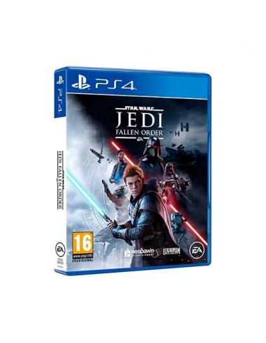 JUEGO SONY PS4 STAR WARS JEDI FALLEN ORDER - Imagen 1