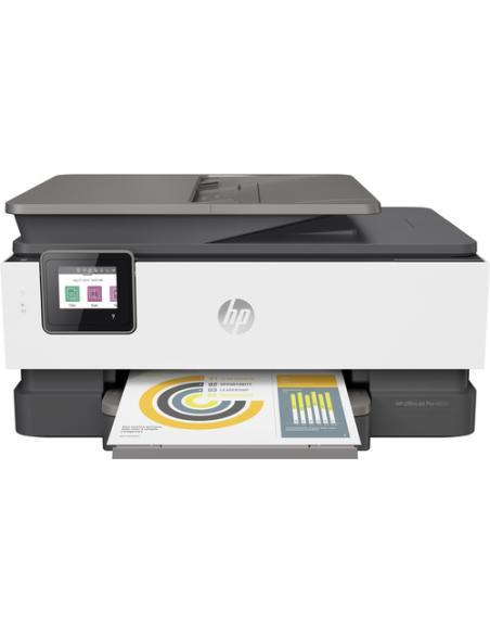 HP OfficeJet Pro 8022 Inyección de tinta térmica 20 ppm 4800 x 1200 DPI A4 Wifi - Imagen 2