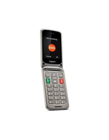 MOVIL SMARTPHONE GIGASET LIFE SERIES GL590 GRIS - Imagen 1