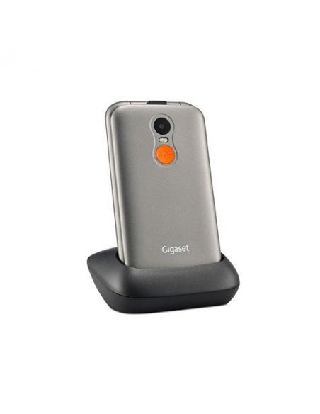 MOVIL SMARTPHONE GIGASET LIFE SERIES GL590 GRIS - Imagen 2