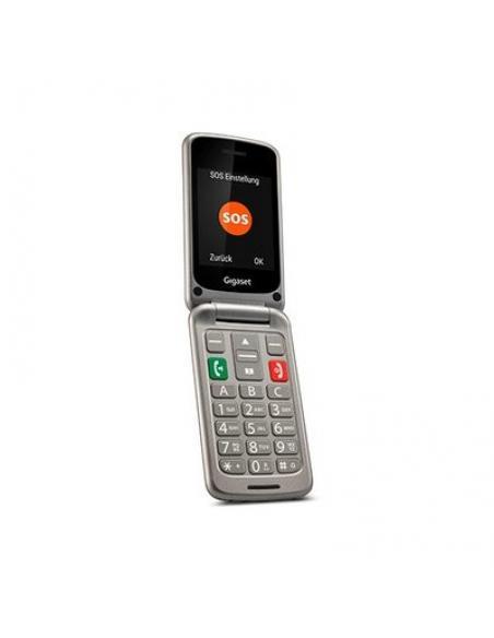 MOVIL SMARTPHONE GIGASET LIFE SERIES GL590 GRIS - Imagen 3