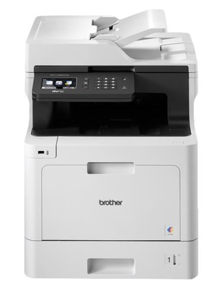 Brother MFC-L8690CDW impresora láser Color 2400 x 600 DPI A4 Wifi - Imagen 4