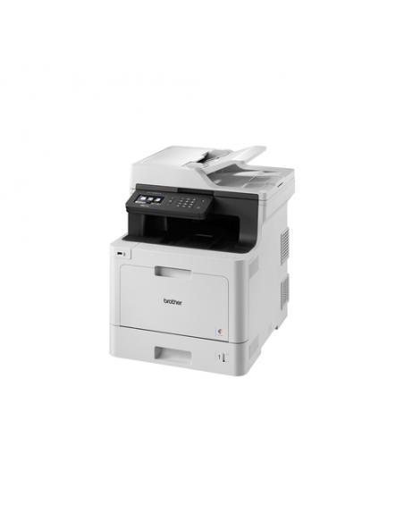 Brother MFC-L8690CDW impresora láser Color 2400 x 600 DPI A4 Wifi - Imagen 5