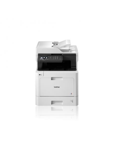 Brother MFC-L8690CDW impresora láser Color 2400 x 600 DPI A4 Wifi - Imagen 6