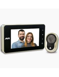 """MIRILLA DIGITAL 758-A CON LCD 4,0"""" AYR - Imagen 1"""