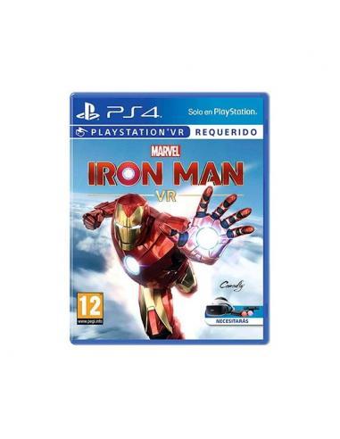 JUEGO SONY PS4 MARVEL S IRON MAN VR - Imagen 1