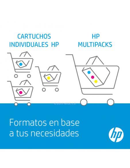 CARTUCHO DE TINTA HP Nº305XL NEGRO ALTA CAPACIDAD (3YM62AE) - Imagen 3
