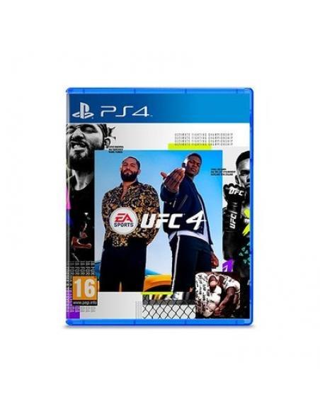 JUEGO SONY UFC 4 - Imagen 2