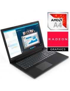 PORTATIL LENOVO V145-15AST AMD A4-9125 15.6 4GB 256SSD AMD Radeon R3 DVDRW W10 CAJA CARTON DETERIORADA, PRODUCTO DESPRECINTADO -