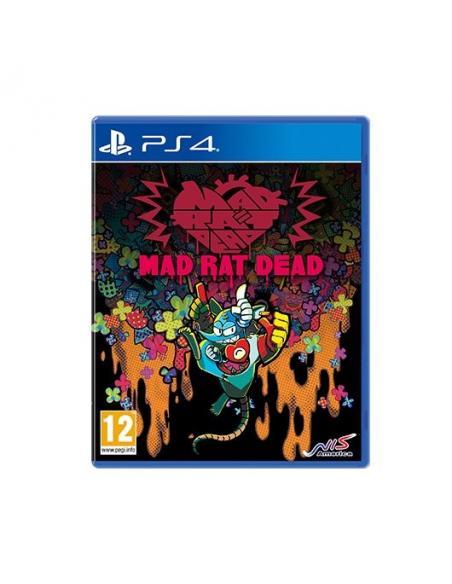 JUEGO SONY PS4 MAD RAT DEAD - Imagen 1