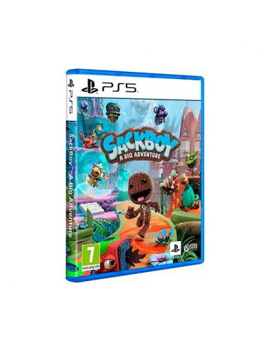 JUEGO SONY PS4 SACKBOY A BIG ADVENTURE - Imagen 1