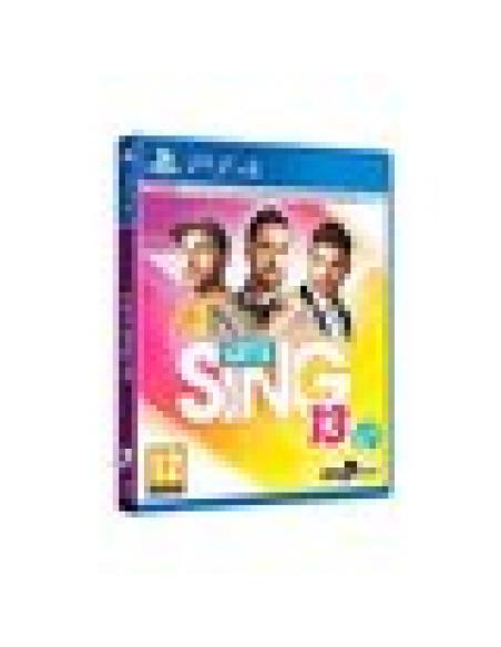 JUEGO SONY PS4 LET S SING 13 - Imagen 3