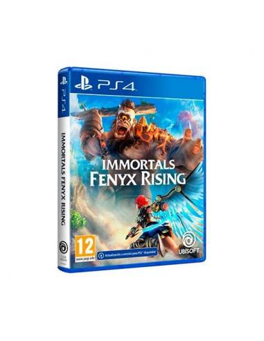 JUEGO SONY PS4 IMMORTALS FENYX RISING - Imagen 1