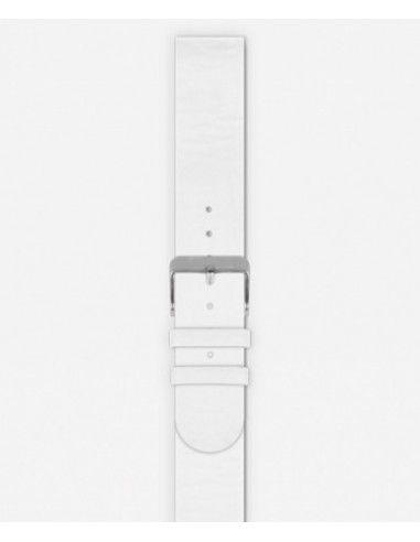 SPC Smartee Leather Bracelet Correa para Reloj Blanco 960PB
