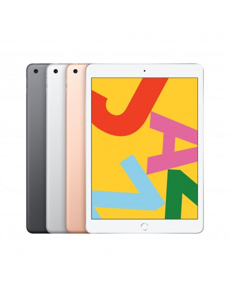 Apple iPad 128 GB Plata