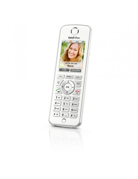 TELÉFONO INALAMBRICO DECT DIGITAL FRITZ C4 BLANCO