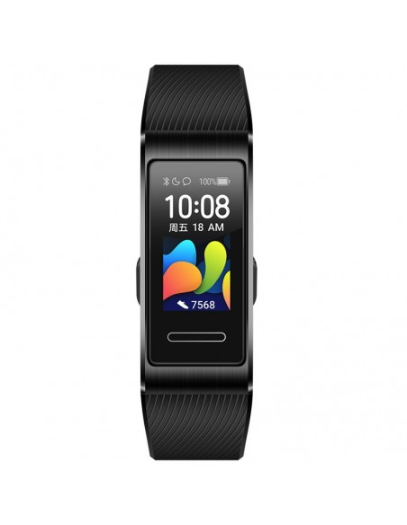 "Huawei Band 4 Pro AMOLED 2,41 cm (0.95"") Pulsera de actividad Negro"