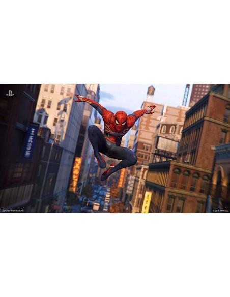 JUEGO SONY PS4 MARVEL S SPIDER-MAN  GOTY