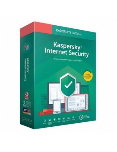 Kaspersky Lab Kaspersky Internet Security 2020 Español Licencia básica 2 licencia(s) 1 año(s)