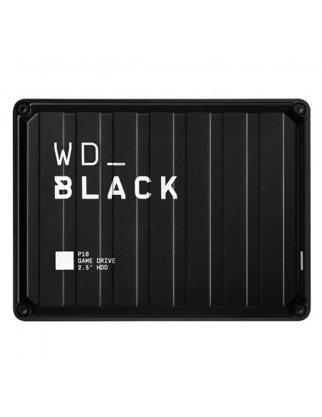 Western Digital P10 Game Drive disco duro externo 2000 GB Negro