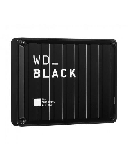 Western Digital P10 Game Drive disco duro externo 5000 GB Negro