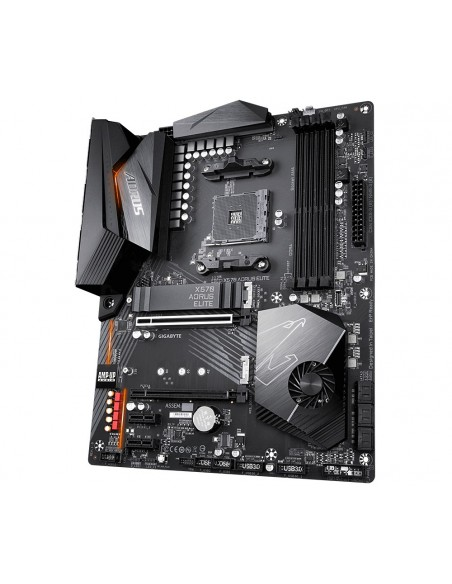Gigabyte X570 AORUS ELITE (rev. 1.0) AMD X570 Zócalo AM4 ATX