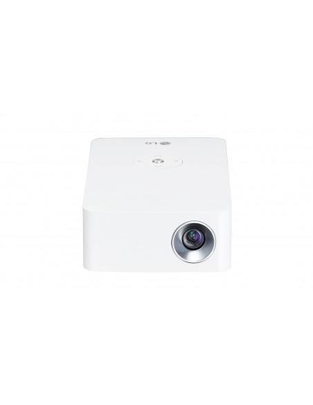 LG PH30JG videoproyector Proyector para escritorio 250 lúmenes ANSI DLP 720p (1280x720) Blanco