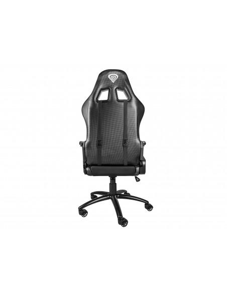 GENESIS NITRO 550 Silla para videojuegos universal Asiento acolchado Negro