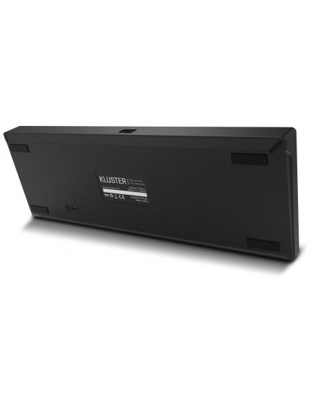 Krom Kluster teclado USB + Bluetooth Negro