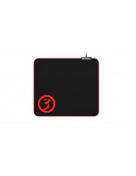 Ozone Ground Level Pro Spectra Alfombrilla de ratón para juegos Negro