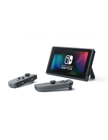 "Nintendo Switch V2 2019 videoconsola portátil 15,8 cm (6.2"") 32 GB Pantalla táctil Wifi Gris"
