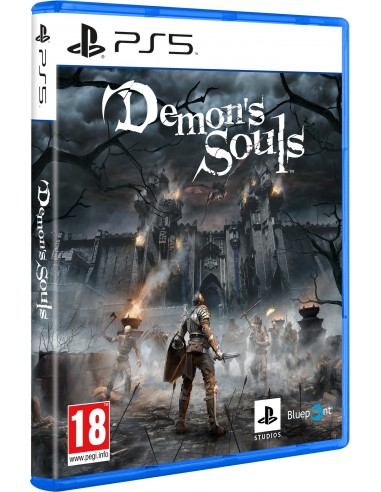 Sony Demon's Souls Básico BRA, Inglés, Español de México, Francés PlayStation 5