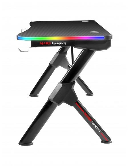 Mars Gaming MGDRGB escritorio para ordenador Negro