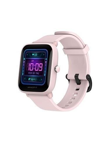 "Amazfit Bip U Pro 3,63 cm (1.43"") LCD Rosa GPS (satélite)"