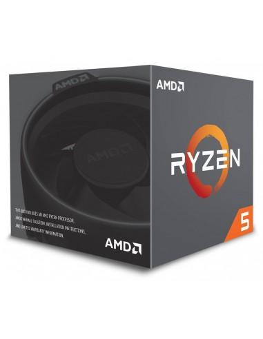 AMD Ryzen 5 2600 procesador 3,4 GHz 16 MB L3 Caja